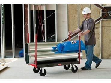 Carefully transporting bulky items with ease and safety