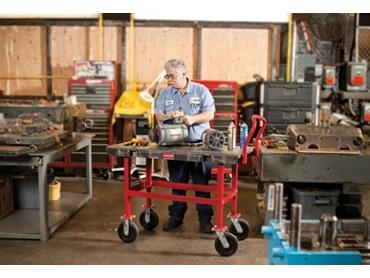 Versatile Platform Trucks for a diverse range of industry applications