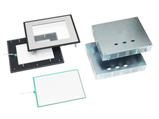 Rubin Group customisable panel enclosures