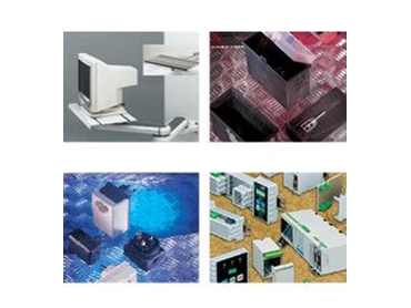 Rose and Bopla enclosures from Rubin Group