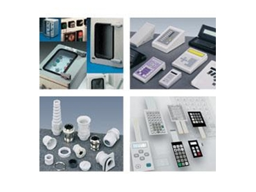 Aluminium, plastic, metal and panel enclosures from Rubin Group