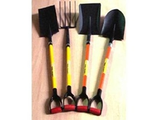 Fibreglass handled gardening tools from Rural Fencing Supplies