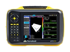 Sonatest ultrasonic flaw detector