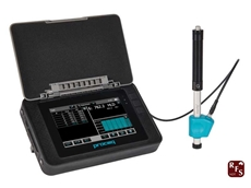 Proceq's new Equotip 550 portable hardness tester