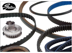 Gates Industrial Belts & Hose from Rydell Industrial (Belting) Co