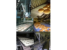 Conveyor chains and modular plastic belts supplied by Rydell are suitable for a variety of applications in the bakery industry
