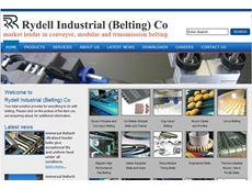 The new Rydell web site has been designed to assist engineers in all types of industries and applications