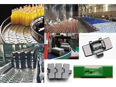 Ammeraal Beltech Modular chains and belting have been used in the beverage industry for more than 35 years