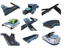 Rydell and Ammeraal Beltech supplies comprehensive range of conveyor belting to suit airports