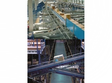 Rydell stocks a range of conveyor belts to suit logistics facilities