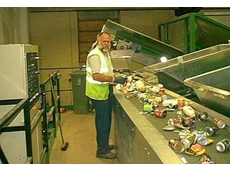 Rydell can supply all types of conveyor belts used in recycling centres