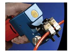 Rydell introduces RS02 jewel friction welders for a perfect splice every time