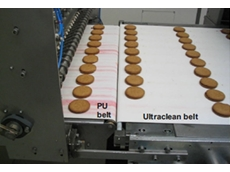 Rydell introduces Ultraclean conveyor belts for the food industry