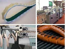 Rydell's sausage manufacturing belts
