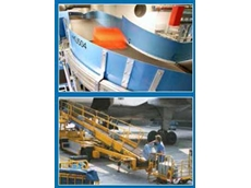 Rydell now supplying airport industry conveyor belts