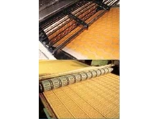 Rydell offers Ammeraal Beltech AmDough endless woven belts for biscuit manufacturers