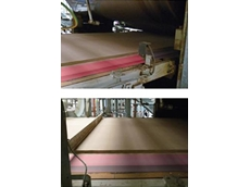 Rydell offers Ammeraal Beltech conveyor belts for the particle board industry