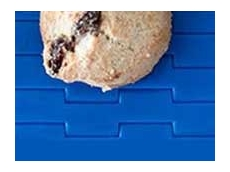 Ammeraal Beltech's expanded uni-chains modular belt range for the baking industry