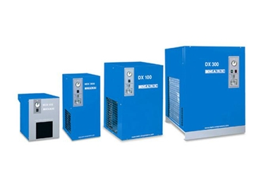 nano compressed air dryers manual