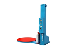 OR1000 semi-automatic stretch wrapping machines are supplied with a 12 month warranty