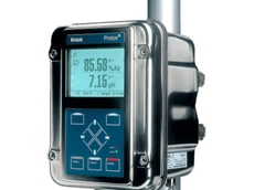 Protos 3400 – The modular measuring system for pH, conductivity and oxygen