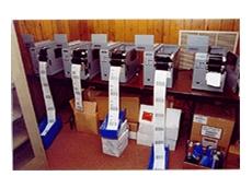 Series printers
