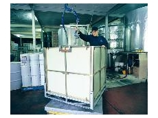 Bulk materials handling option for the Olive Oil industry from IBC Solutions