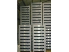 Folding Pallet Bins from SBH Solutions Australia Save Space