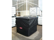IBC Solutions' IBC1 heater jackets for United Group