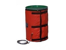InteliHeat 205L hazardous area drum heaters available from SBH Solutions Australia