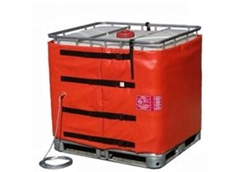 InteliHeat bottle-in-cage heater from IBC Solutions Australia