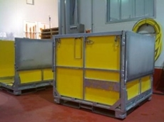 Multibox Folding IBC