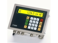 Systec IT3000 batch controllers have an IP65 rated stainless steel housing