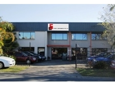 Scale Components new premises, large enough to cope with the high demand for cubing machines and dimensioning systems