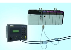 The HI3030 multi-scale weight controller with Allen-Bradley remote I/O.