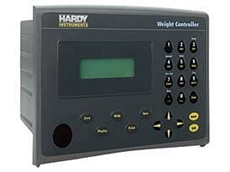 Hardy Instruments' HI 3030 weight controller.