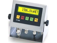 Systec IT1000 digitial indicators from Scale Components