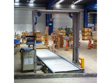 Scale Components supply pallet dimensioning systems