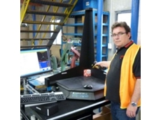 Two mobile dimensioning systems were installed at the Brisbane distribution centre