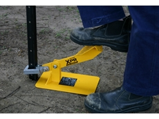 The OH&S friendly XPR star post remover from Sevaan group