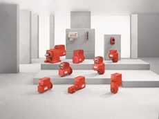 Compact Decentralised Drive Technology from SEW-EURODRIVE