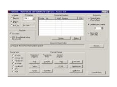 Frequency inverter software