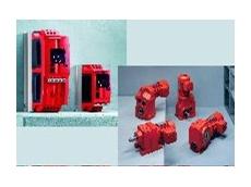 General-purpose inverter/geared motor duo