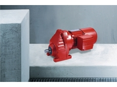 RX series helical gearmotor from SEW-Eurodrive