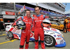 SEW-Eurodrive Revs Up Support for Jason Richards in 2011