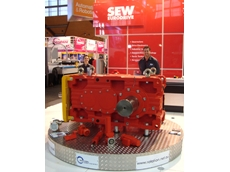 SEW-Eurodrive's end-to-end drive solutions on display at National Manufacturing Week