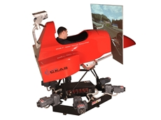SEW-Eurodrive will offer rides on the CKAS F1 simulator at its stand at NMW 2011