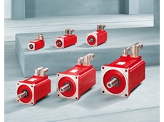 SEW's CMP Family of Servo Motors