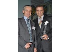 SEW-Eurodrive wins Supplier of the Year Award at Bulk Handling Awards