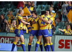 The Parramatta Eels are set to pounce on an incredible season win